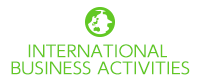 INTERNATIONAL BUSINESS ACTIVITIES